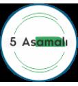 5 Aşamalı Ürünler